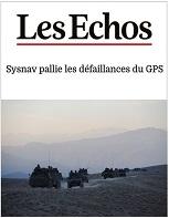 Les Echos_GPS_Sysnav pallie les insuffisances